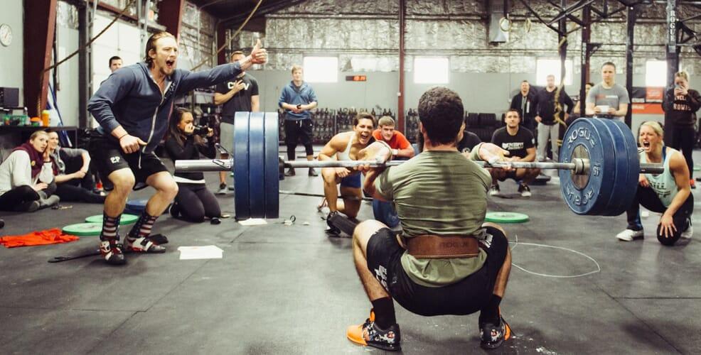 CrossFit Grandview CrossFit: Level 2