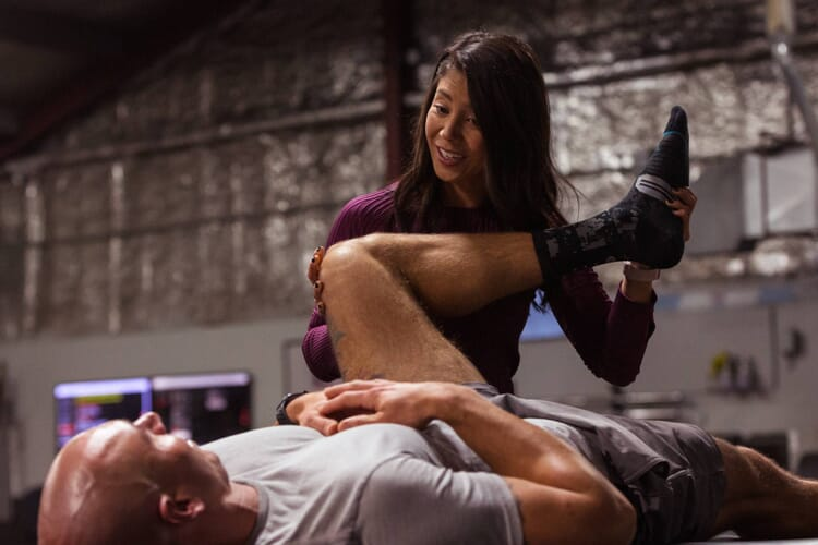 CrossFit Grandview Affiliate Physical Therapy