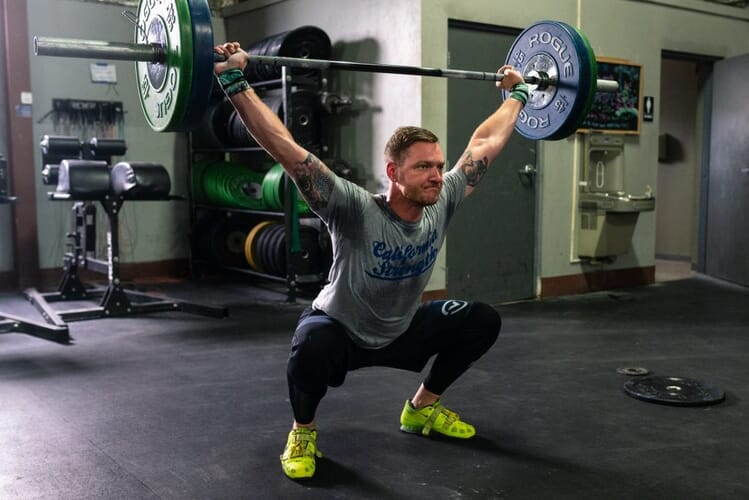 CrossFit Grandview Olympic Weightlifting