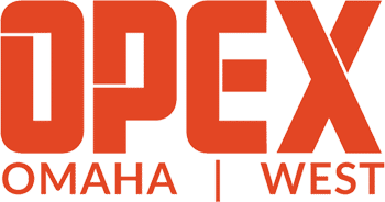 OPEX Omaha West Logo