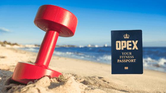 Your Fitness Passport