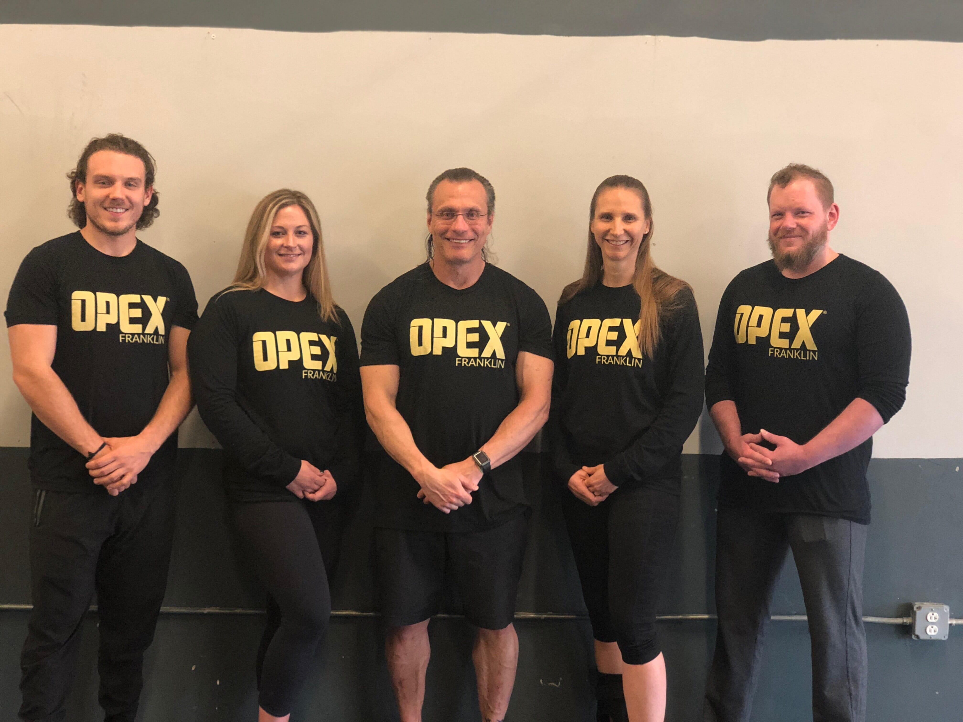 OPEX Franklin Team