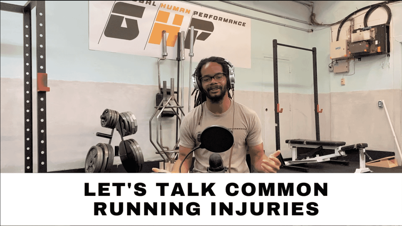 Let's Talk Common Running Injuries