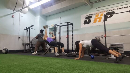 Global Human Performance Strength & Movement Small Group Training
