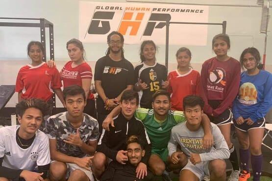 Global Human Performance Team Training