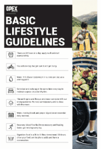 Basic Lifestyle Guidelines