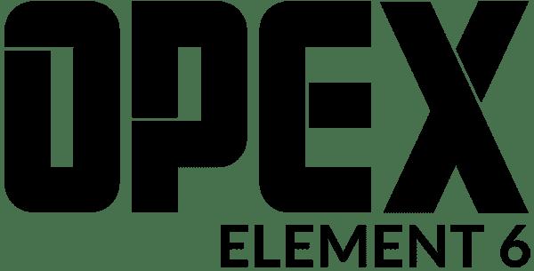OPEX Element 6 Logo