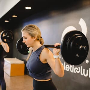 Charlotte Athletic Club Strength + Conditioning