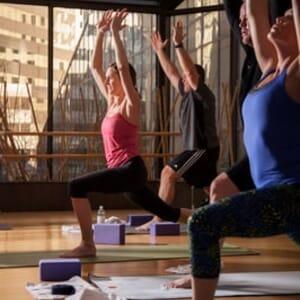 Charlotte Athletic Club Yoga Sculpt