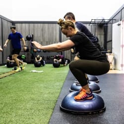 Charlotte Athletic Club Extreme Bootcamp