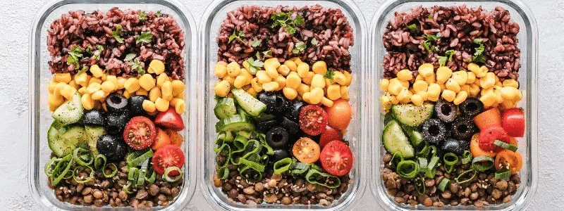 How to Meal Prep - Your 1 Hour Plan