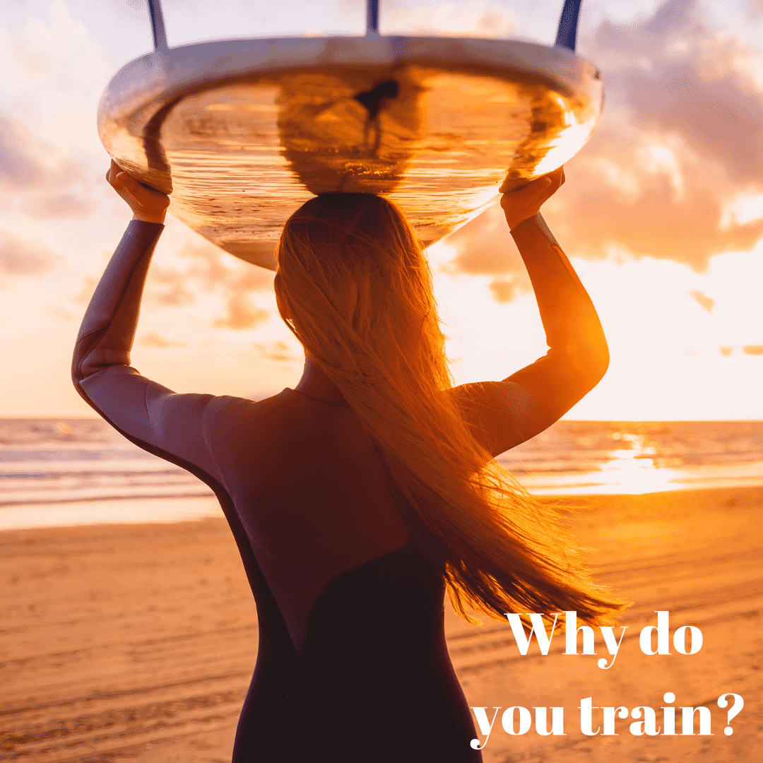 What are you training for???