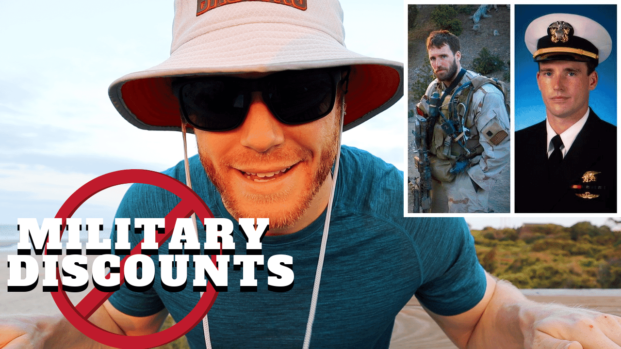 WTF Gym Talk | MURPH + MILITARY DISCOUNTS ARE LAZY AF