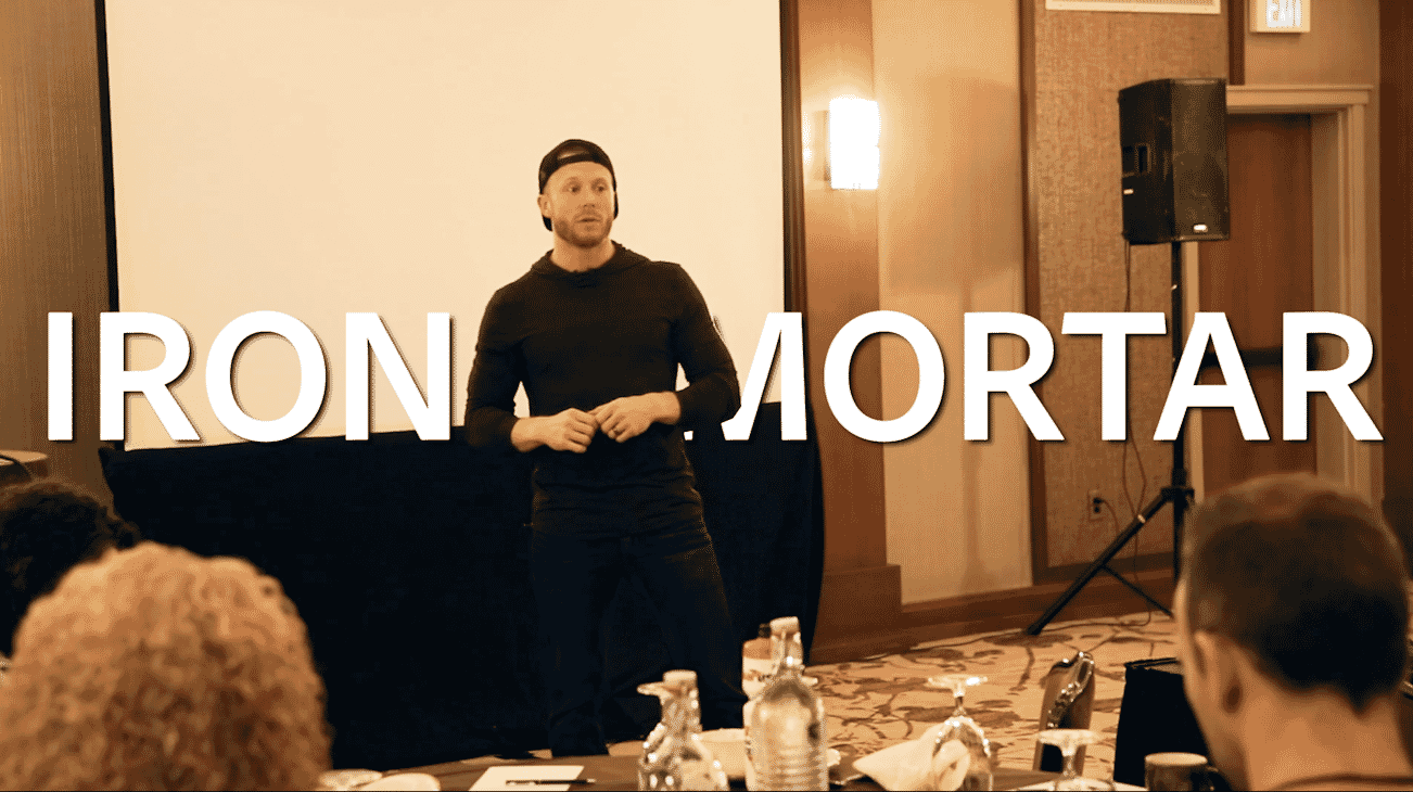 WTF Gym Talk | Iron+Mortar Summit Keynote (full version)