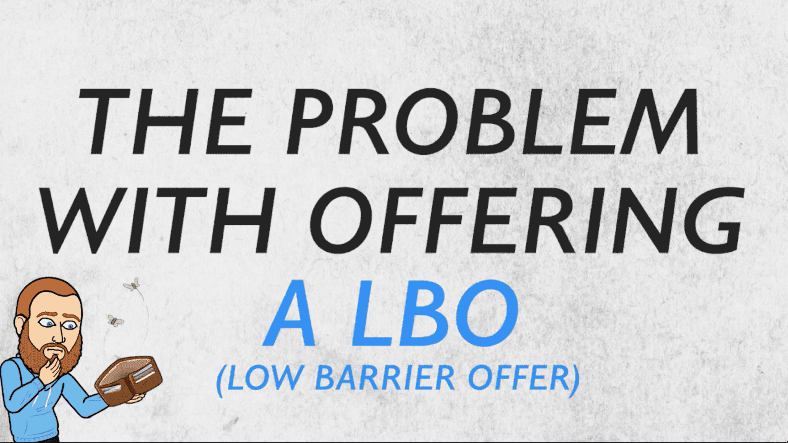 WTF Gym Talk | Kolin- The Problem With Offering a LBO