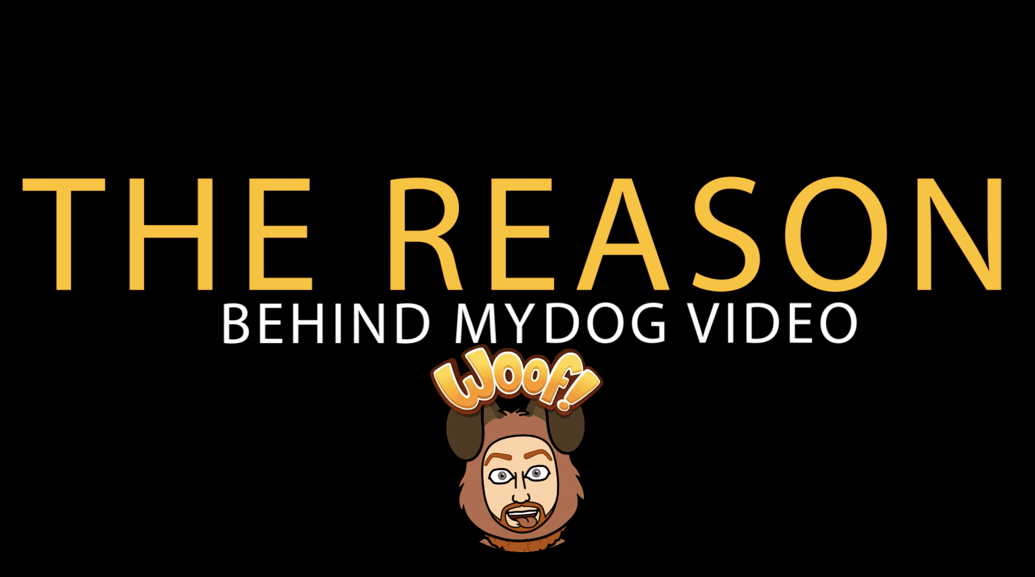 WTF Gym Talk | The Reason Behind the Dog Video