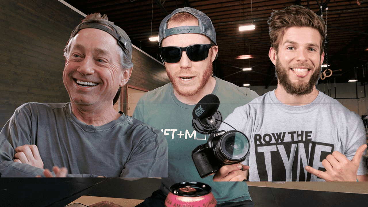 WTF Gym Talk | INTERVIEW WITH TEAM RICHEY & GREG GLASSMAN (MY RESPONSE)