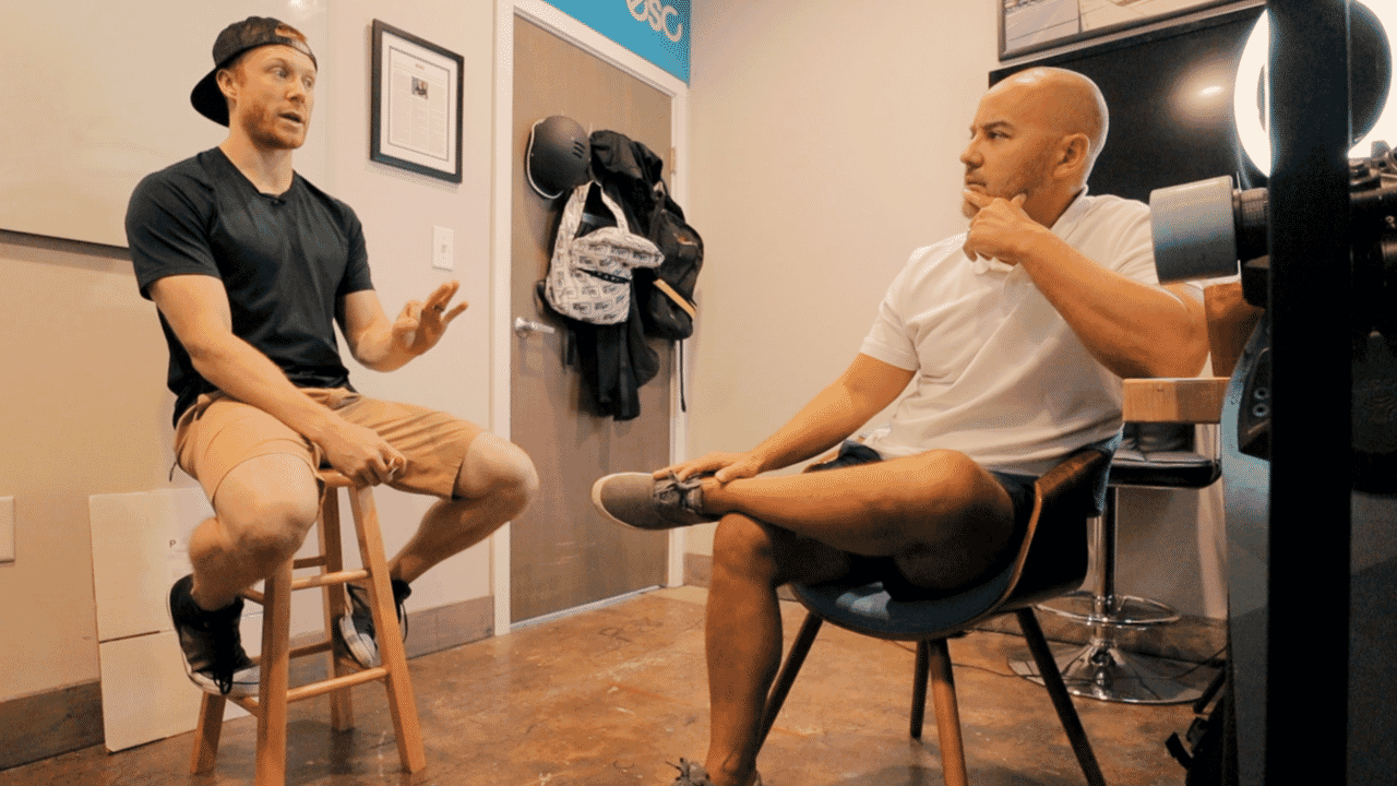 WTF Gym Talk   BUILDING A PERSONAL BRAND
