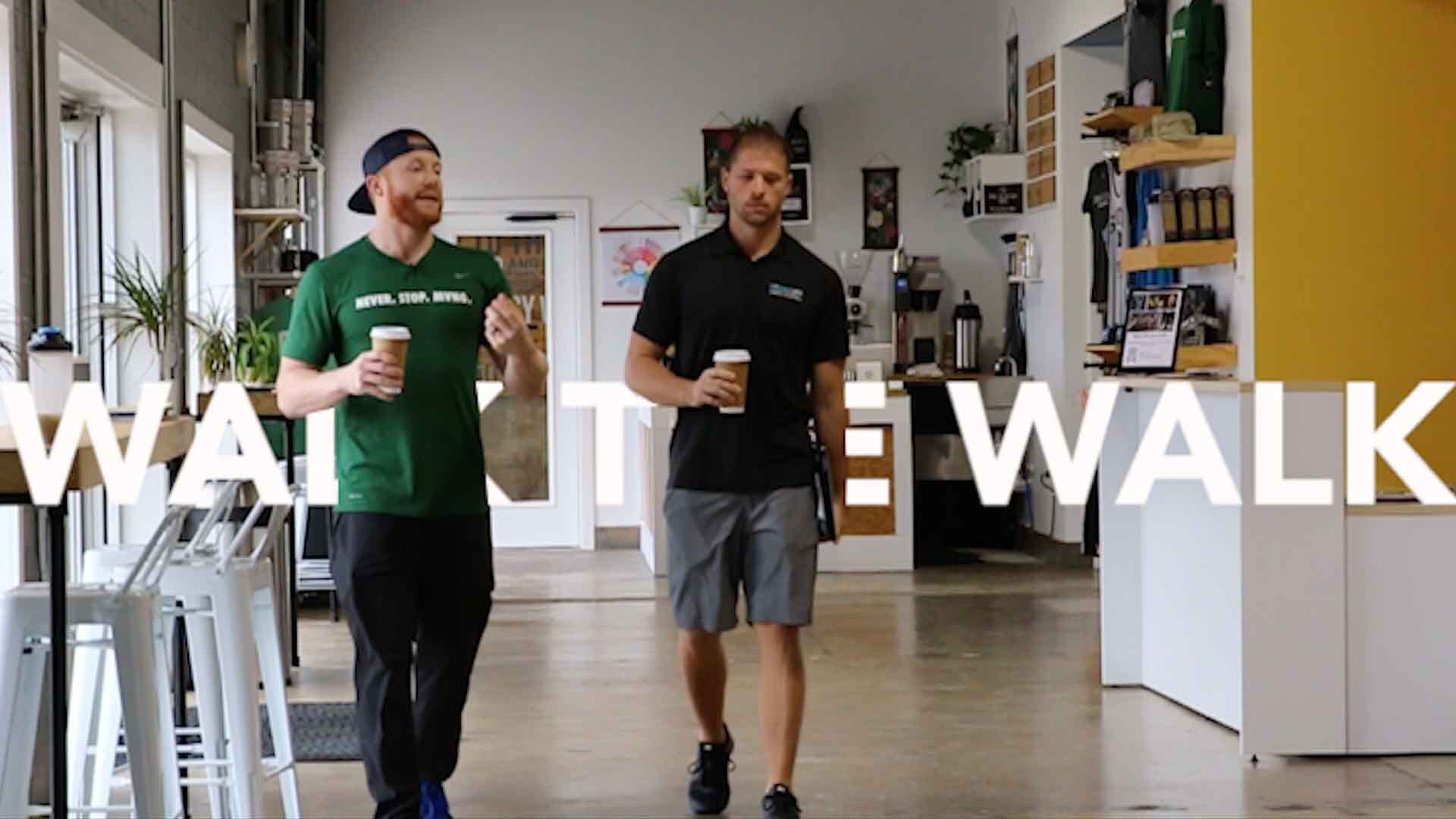 WTF Gym Talk | Walk the Walk w/ CrossFit Northport - Day 2