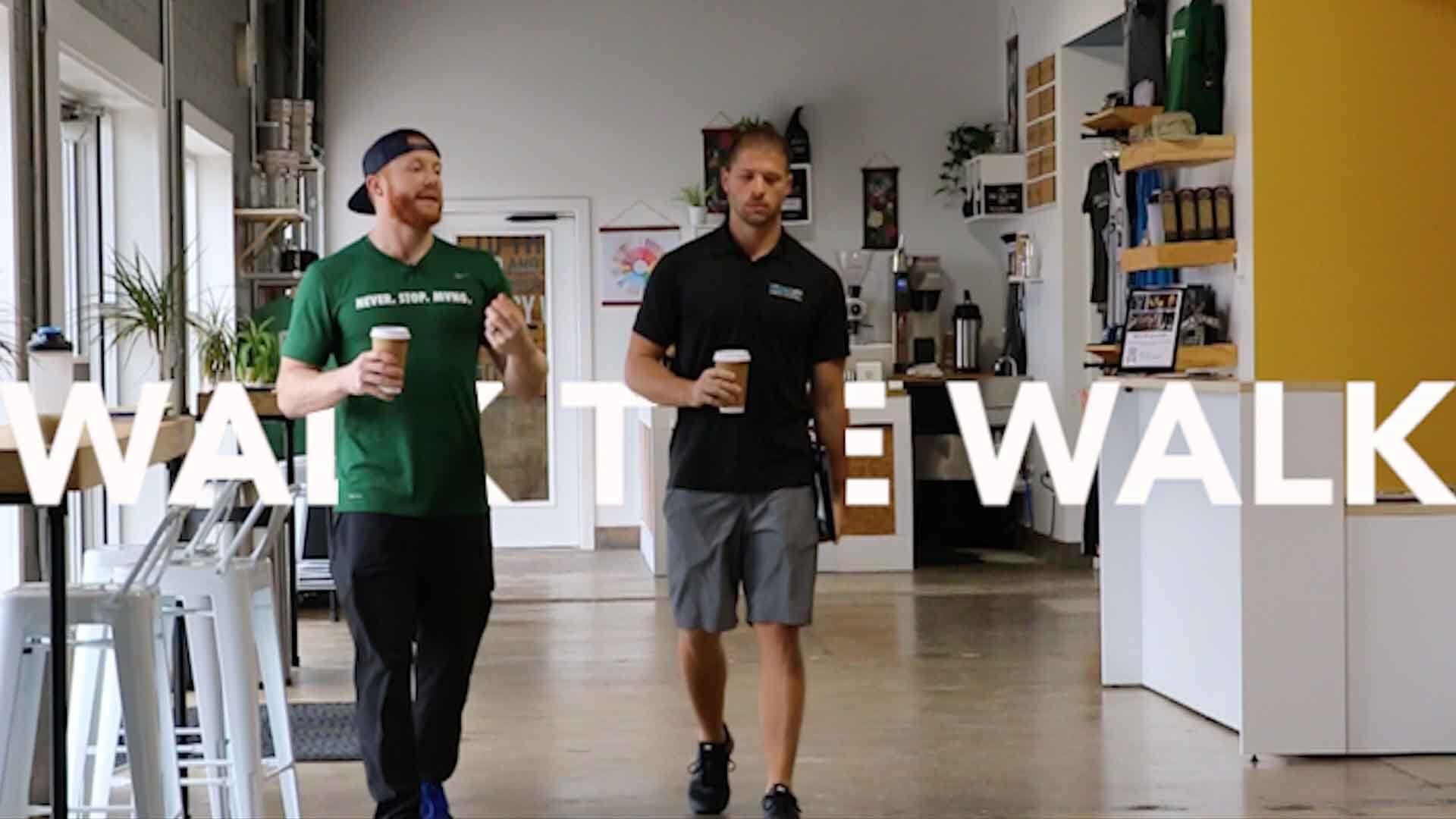 WTF Gym Talk | Walk the Walk w/ CrossFit Northport - Day 2