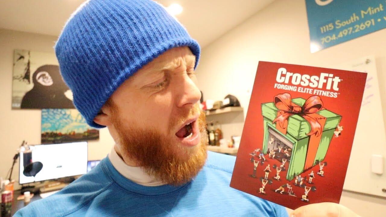 WTF Gym Talk | CROSSFIT FIRED ME!