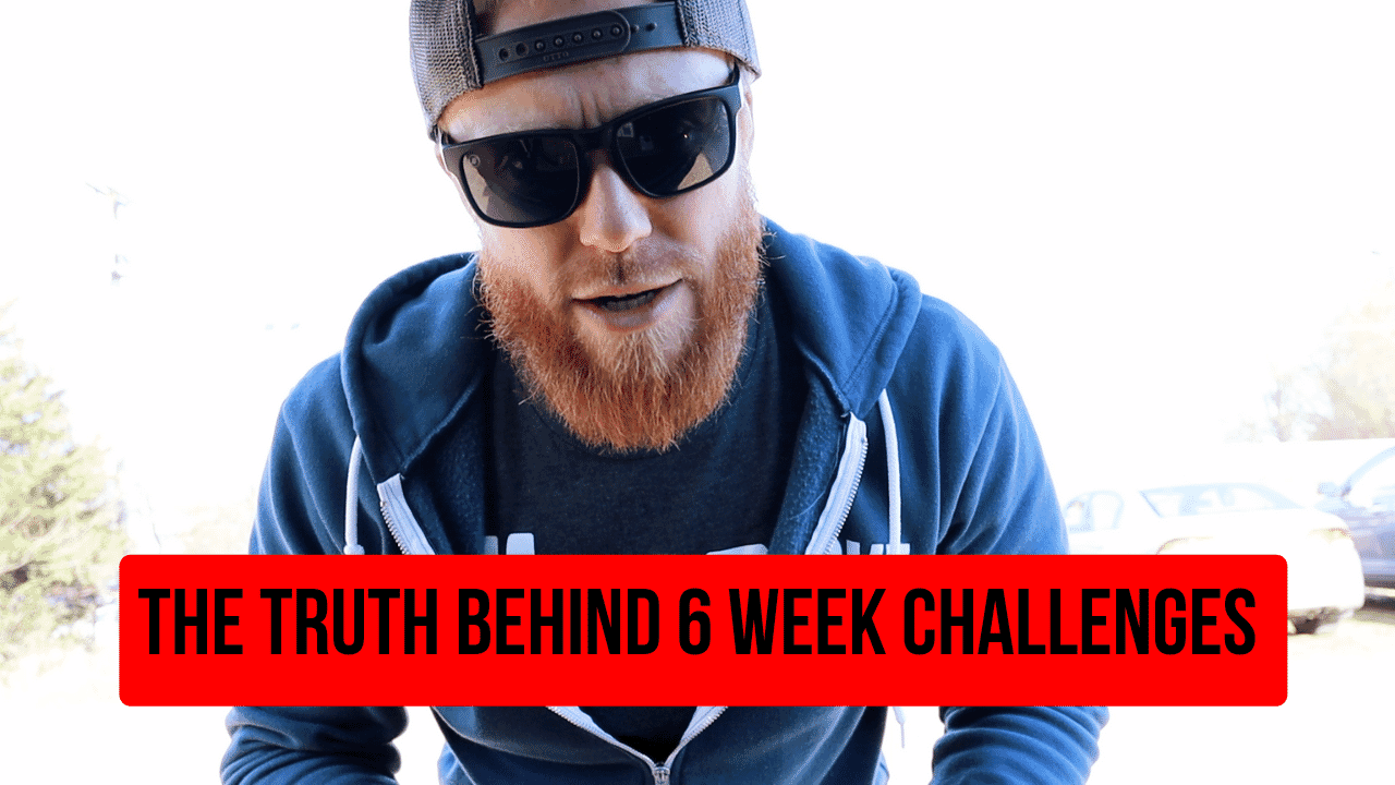 WTF Gym Talk | TRUTH BEHIND 6 WEEK CHALLENGES