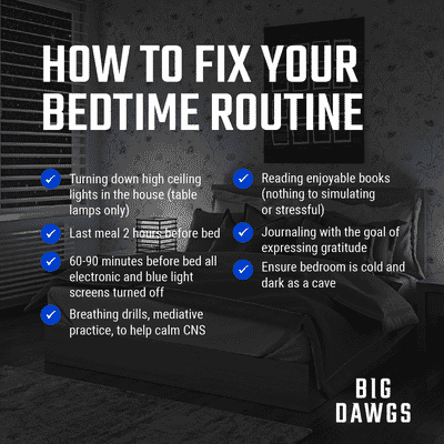 Wind Down In Evening: What your Bedtime Routine Should Be