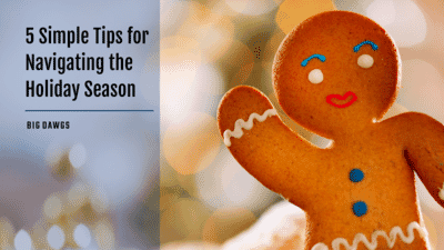Simple Holiday Navigation - 5 Tips