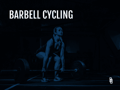 Barbell Cycling