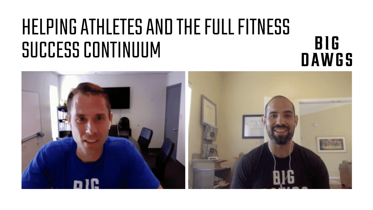 Coach Chat - Will Trujillo Explains The Full Fitness Athlete Continuum