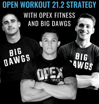 2021 CrossFit OPEN Strategy Guide 21.2