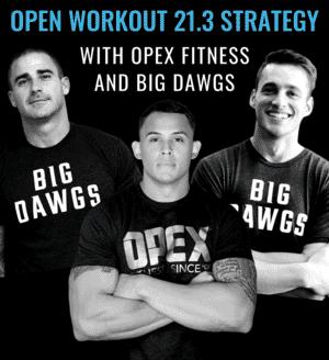 2021 CrossFit OPEN Strategy Guide 21.3 & 21.4