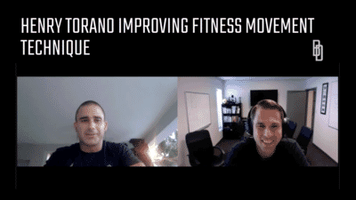 Coaches Chat - Henry Torano Breaks Down How To Improve Fitness Movement Technique PT. 1
