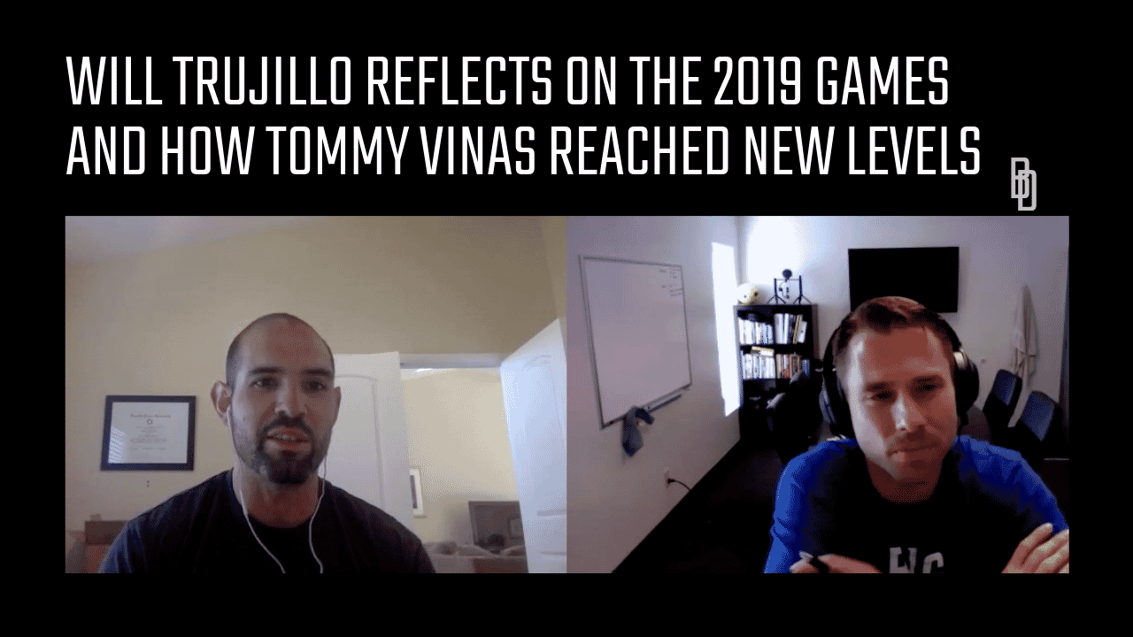 Will Trujillo Talks Tommy V, Invictus, And The 2019 CrossFit Games