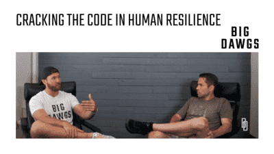 Coach Chat - Michael Bann Discusses How To Build Human Resiliency