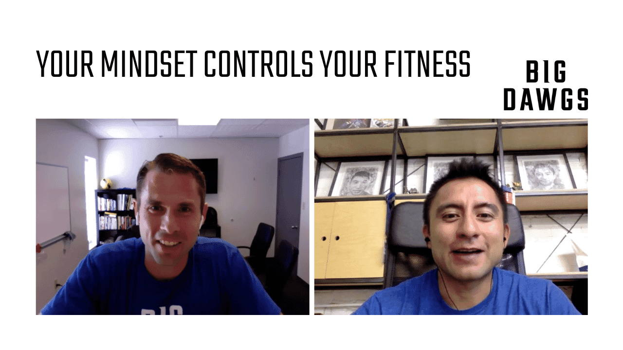 Coach Chat - Mizar Fuentes Ortega Discusses How Mindset Controls Your Fitness