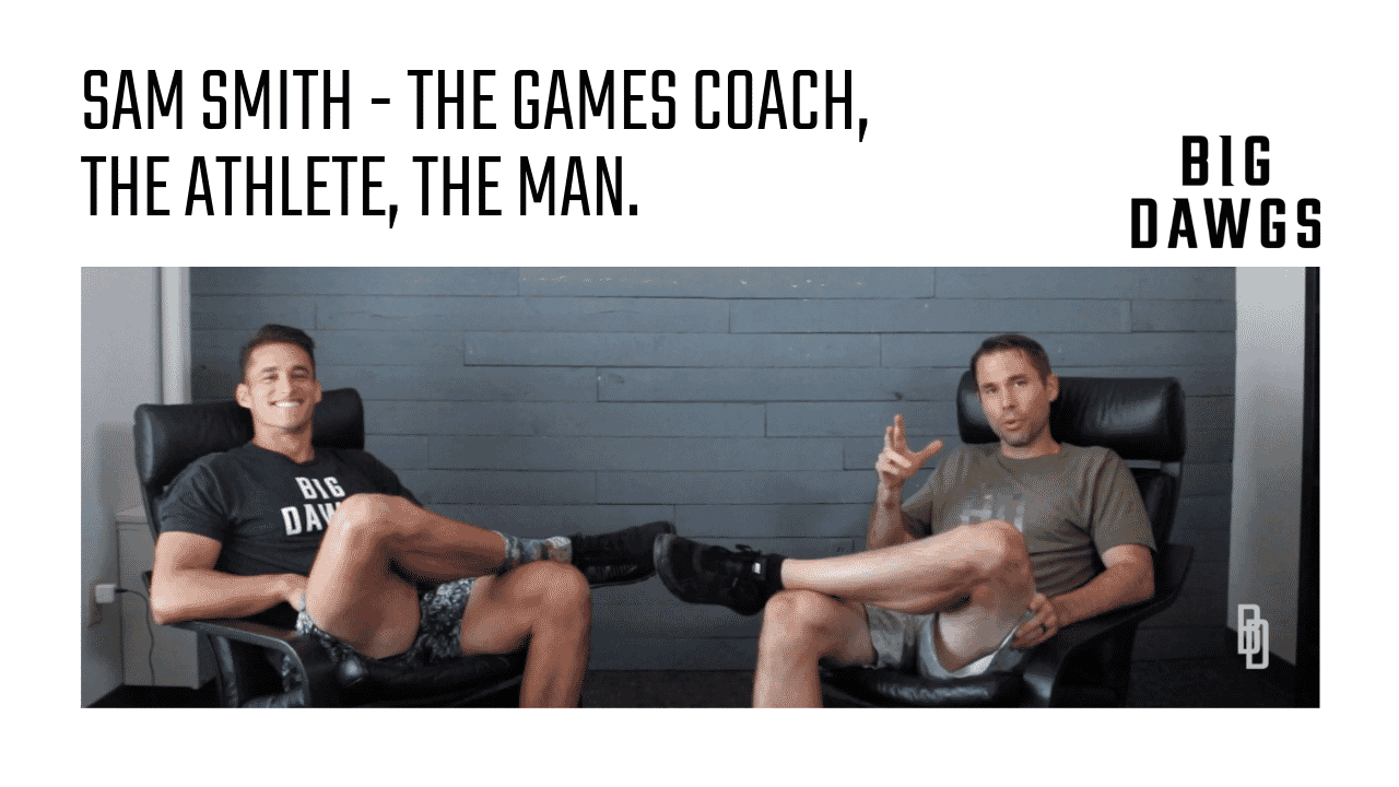 Coach Chat - Sam Smith Discusses How To Help CrossFit Games Athletes Win