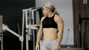 Colleen Fotsch Training Session 11.25.19