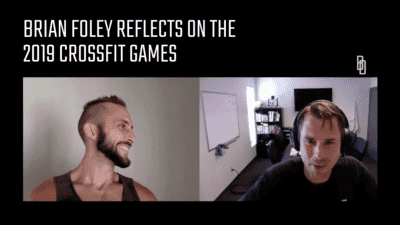 Coach Chat - Brian Foley and Jim Crowell Discuss The 2019 CrossFit Games
