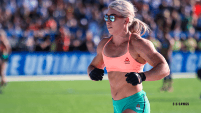 What Big Dawgs Athlete Colleen Fotsch Eats on a Rest Day