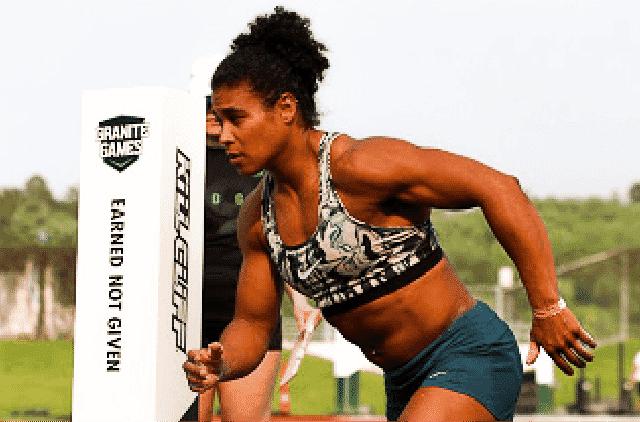 Amanda Goodman | Big Dawgs Athlete