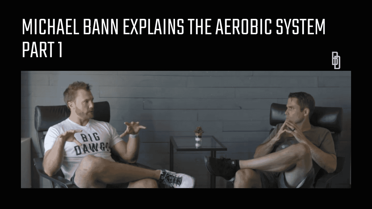 Coaches Chat - Michael Bann Discusses Fitness And Health Resiliency