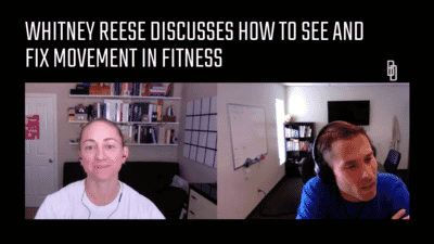 Big Dawgs Coach Whitney Reese Discusses How To See And Fix Movement In Fitness