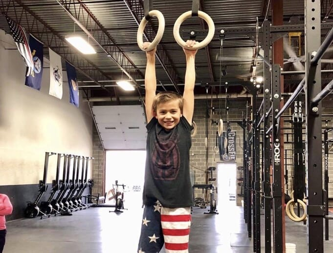 Old Glory Gym Youth Strength & Conditioning