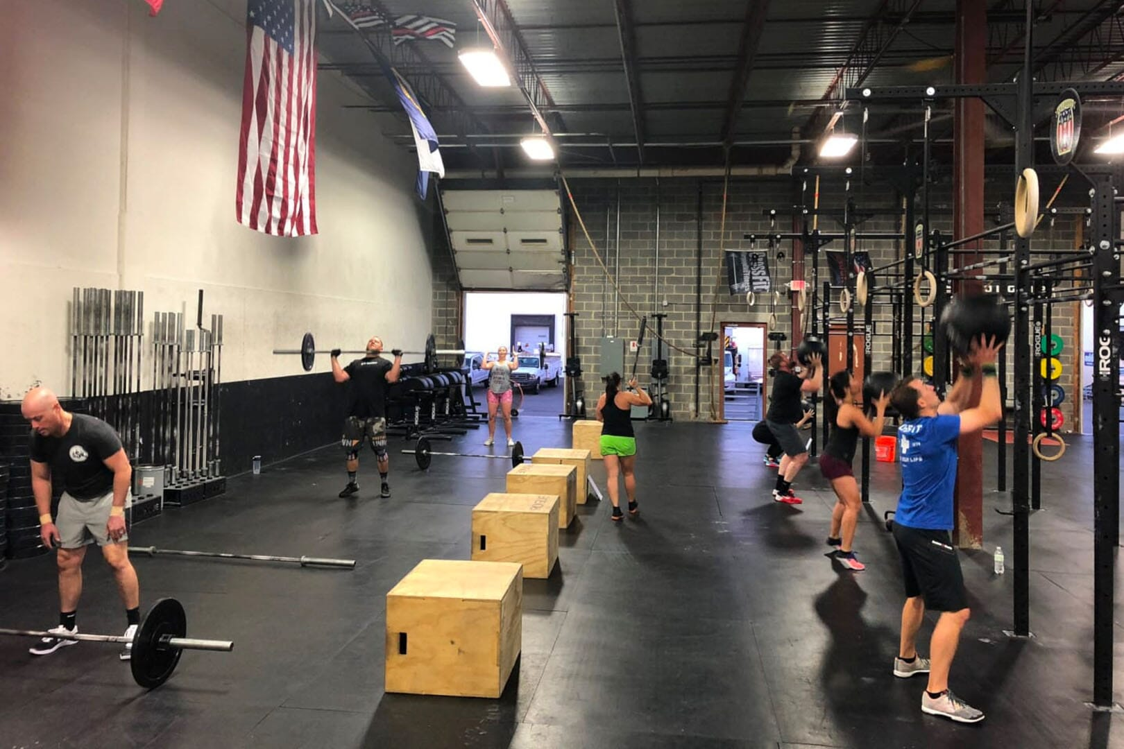 Old Glory Gym CrossFit