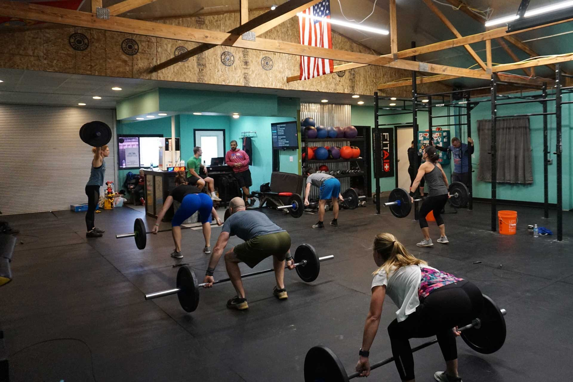 CrossFit | CrossFit Freeflow