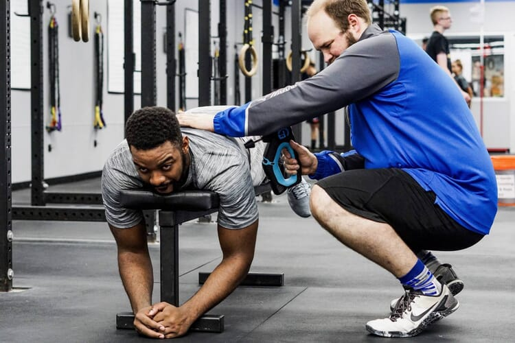 Oak Strength Athletic Personal Training
