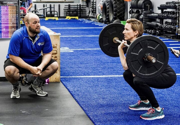 Oak Strength Adult Personal Training