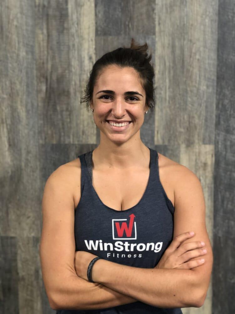Christina Valanti | WinStrong Fitness