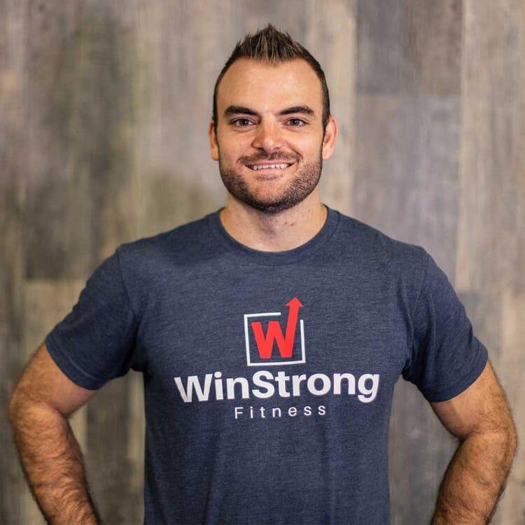 Gavin Metz | WinStrong Fitness